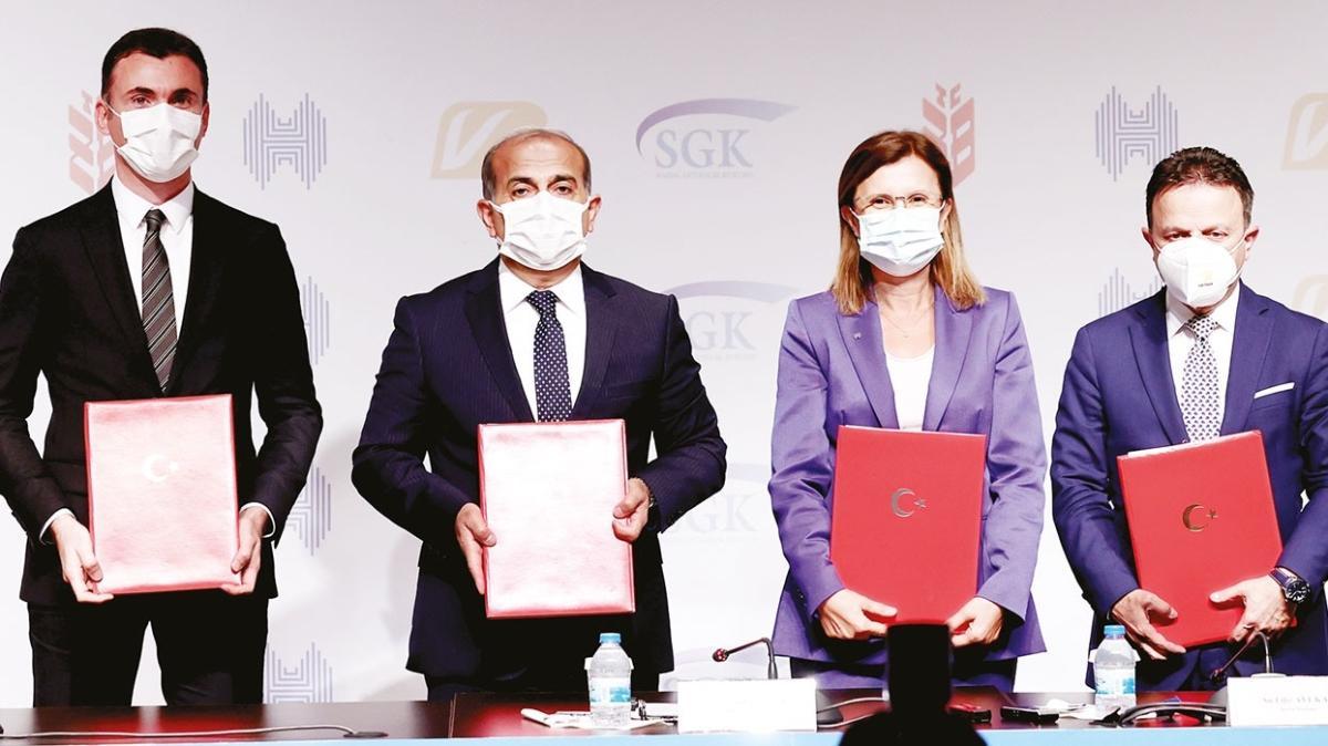 32 bin SGK'lıya kredi ile emeklilik imkanı