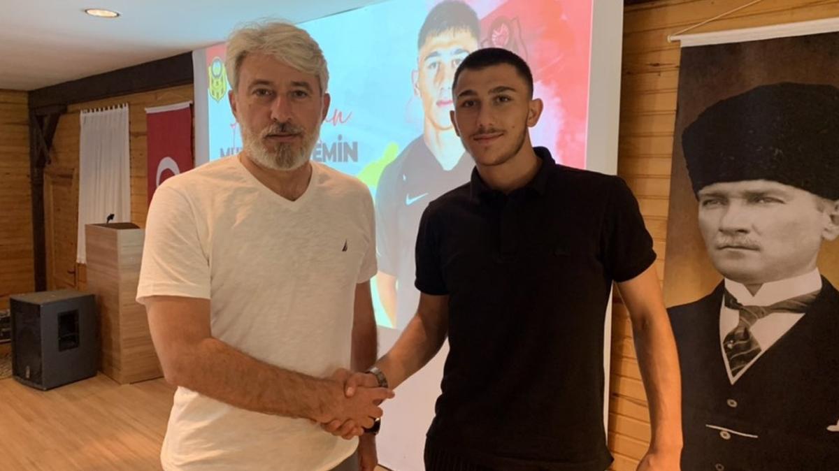 Yeni Malatyaspor, Başakşehir'den Muhammed Emin Sarıkaya'yı kiraladı