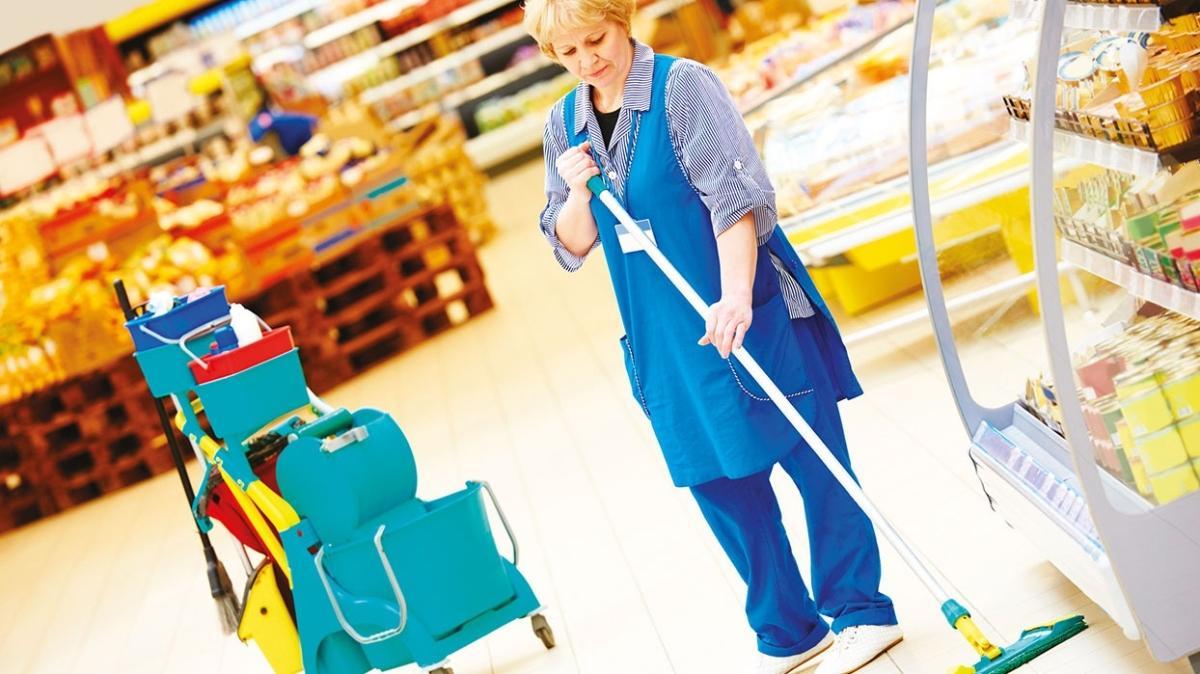 Süpermarkete ıslak zemin tazminatı: 190 bin dolar