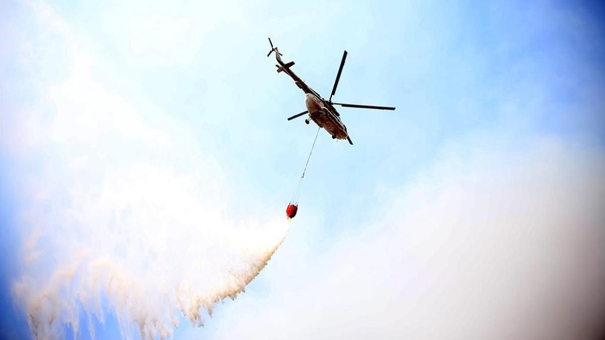 Türk Hava Kurumu Manavgat yangını açıklaması