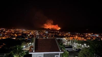 Son dakika haberi... Fethiye'de orman yangını alarmı