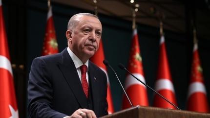 Başkan Erdoğan'dan Konya'daki katliama tepki