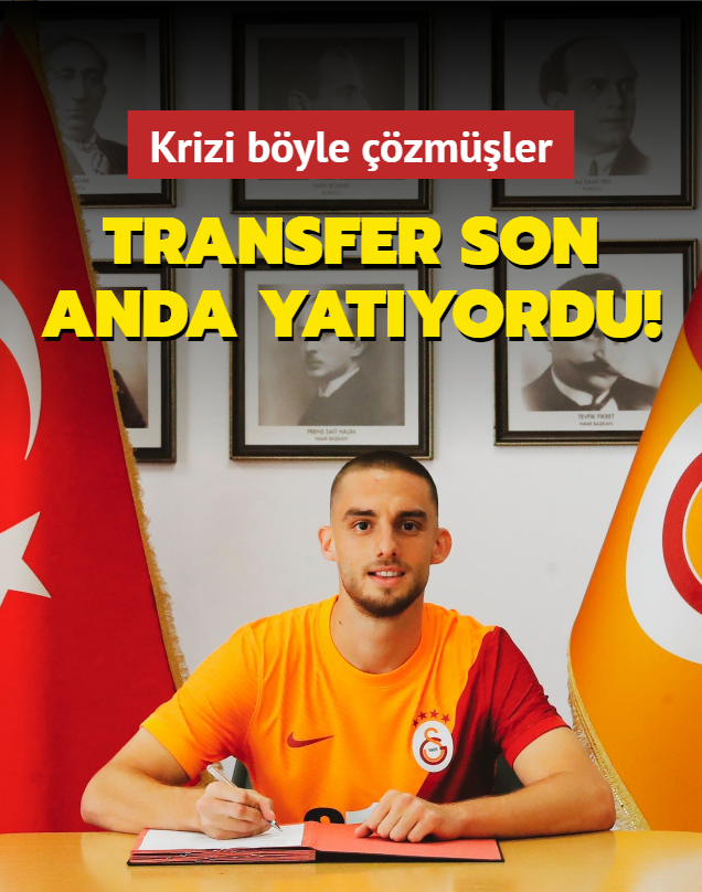 Berkan Kutlu transferi son anda yatıyordu!