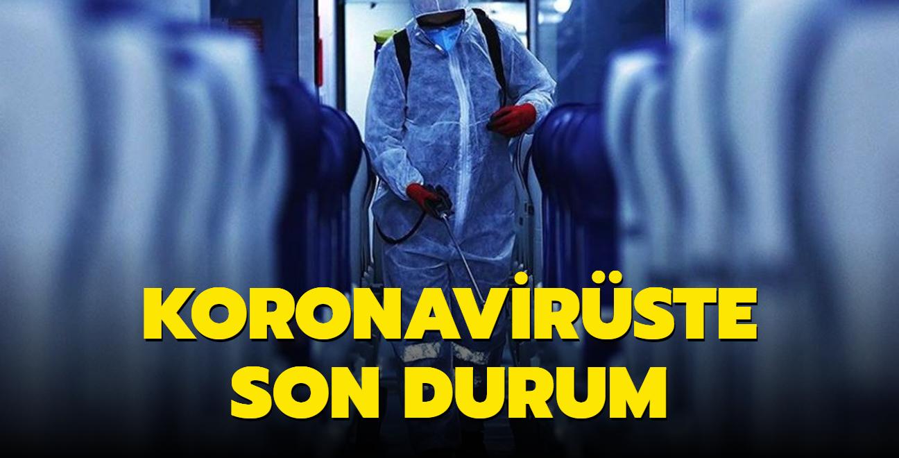 Sağlık Bakanı Koca, Kovid-19 salgınında son durumu açıkladı... İşte 1 Ağustos 2021 koronavirüs tablosu