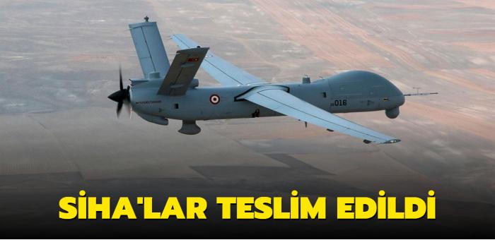 Savunma Sanayii Başkanı Demir duyurdu: SİHA teslimatlarımız devam ediyor