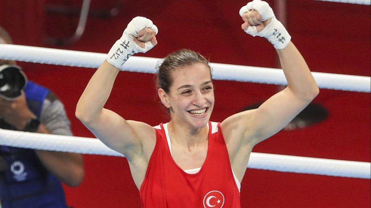 Buse Naz Çakıroğlu: İnşallah altın madalya olacak