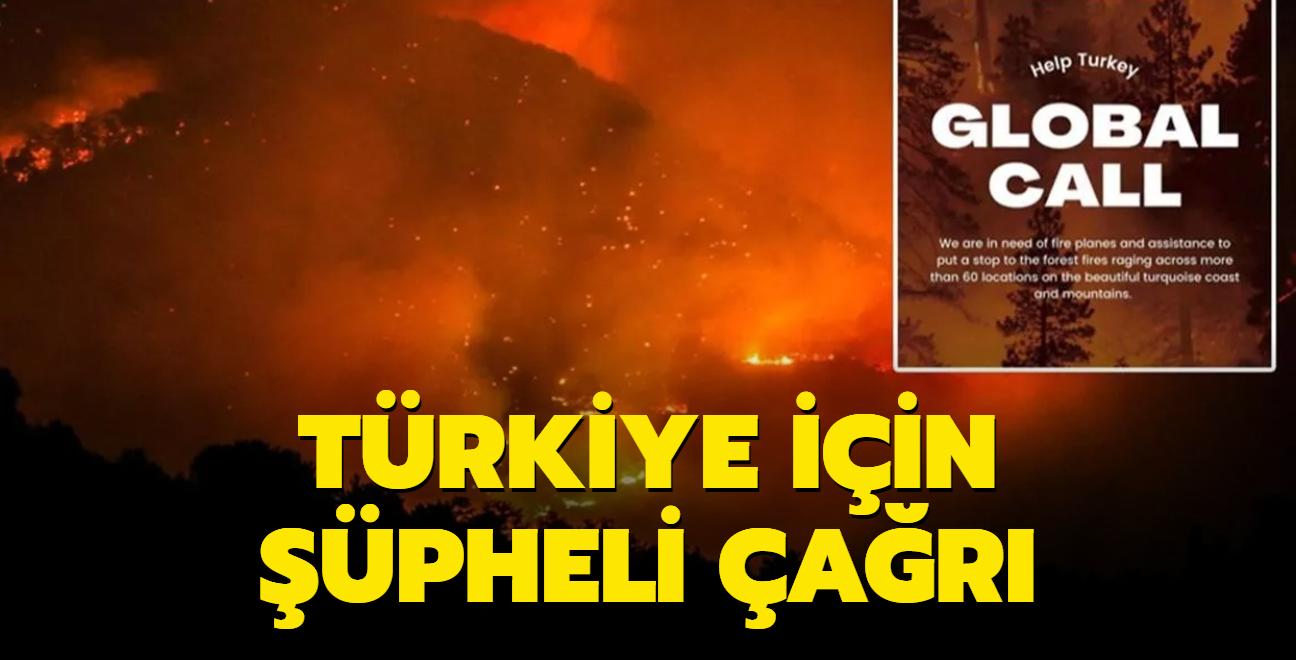 Türkiye için başlatılan Help Turkey Kampanyası şüphe uyandırdı