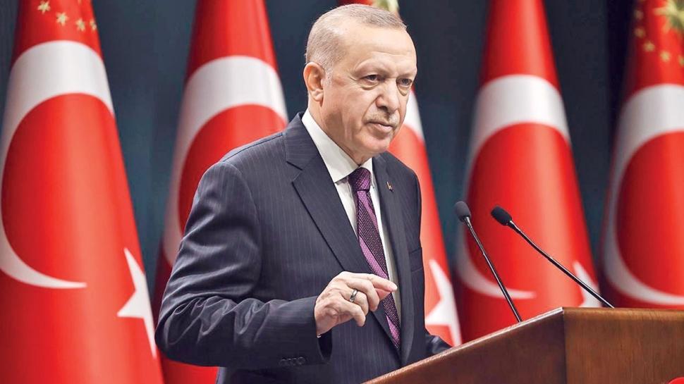 Erdoğan, Garibaşvili ve Abiy Ahmed ile görüştü