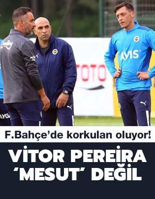 Pereira 'Mesut' değil