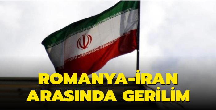 Romanya-İran arasında gerilim... Tahran Büyükelçisi Dışişleri'ne çağrıldı