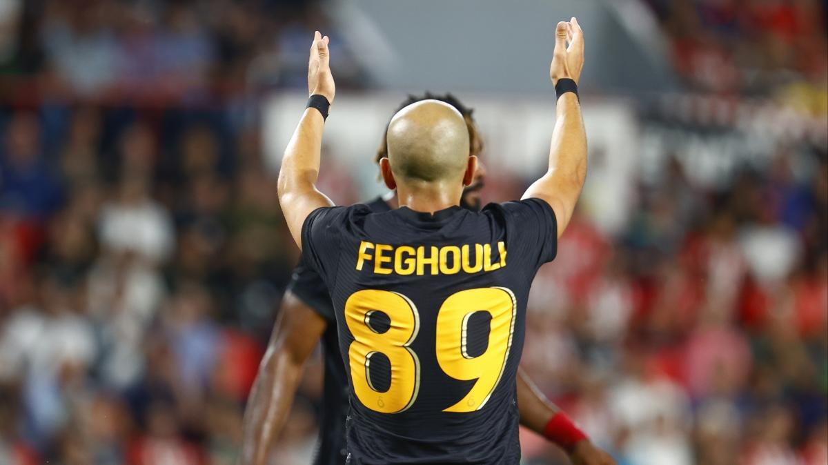 Son dakika Galatasaray haberleri... Feghouli Olympiakos'a doğru