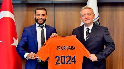 Medipol Başakşehir Caiçara ile 3 yıllık sözleşme yeniledi