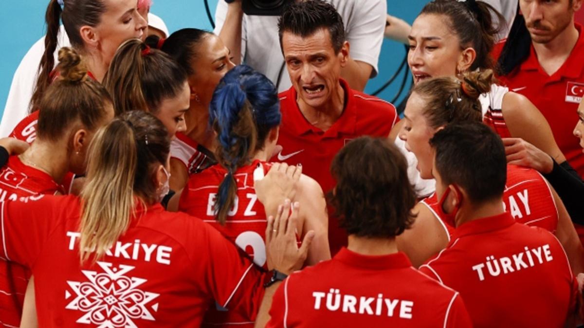 """Türkiye Güney Kore voleybol maçı kim kazandı"""" Tokyo 2020 Türkiye Güney Kore voleybol maç sonucu nasıl"""""""
