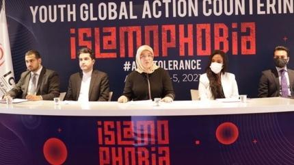 Gençler İslamofobiye karşı etkin rol üstlenecek