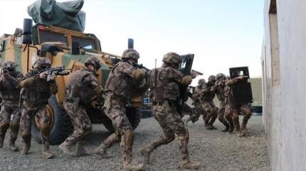 Van'da PÖH ekipleri 3 teröristi etkisiz hale getirdi