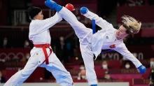 Serap Özçelik Arapoğlu 3 yenilgiyle olimpiyatlara veda etti