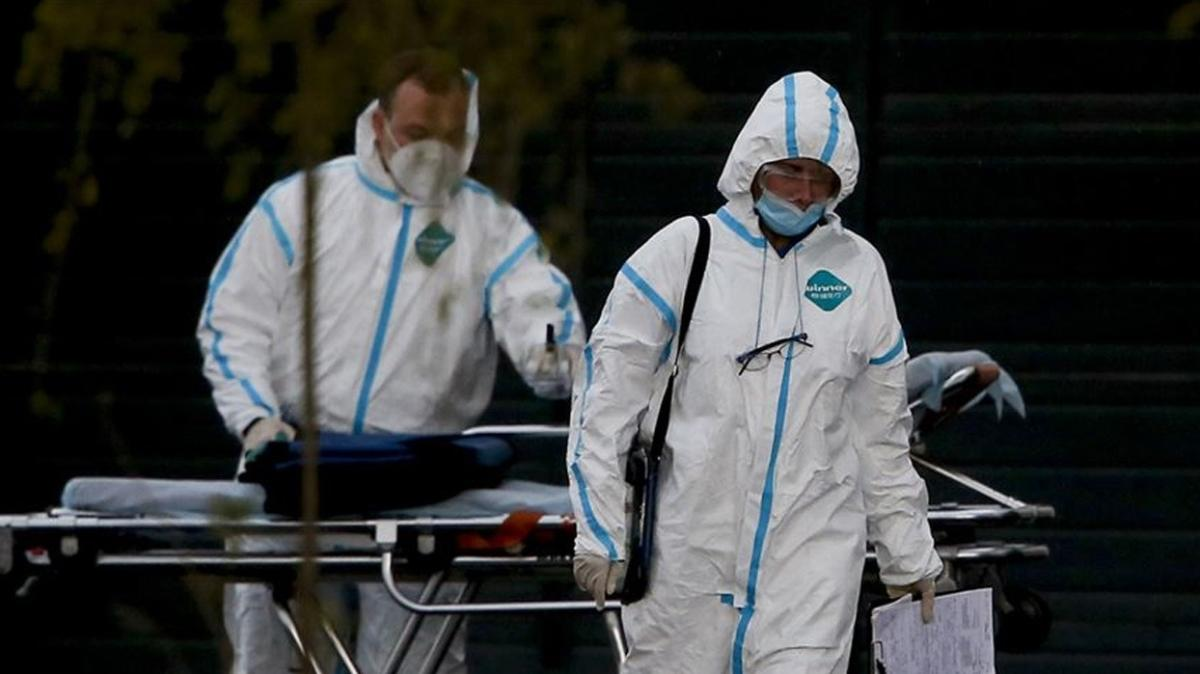 Rusya'da koronavirüste rekor can kaybı
