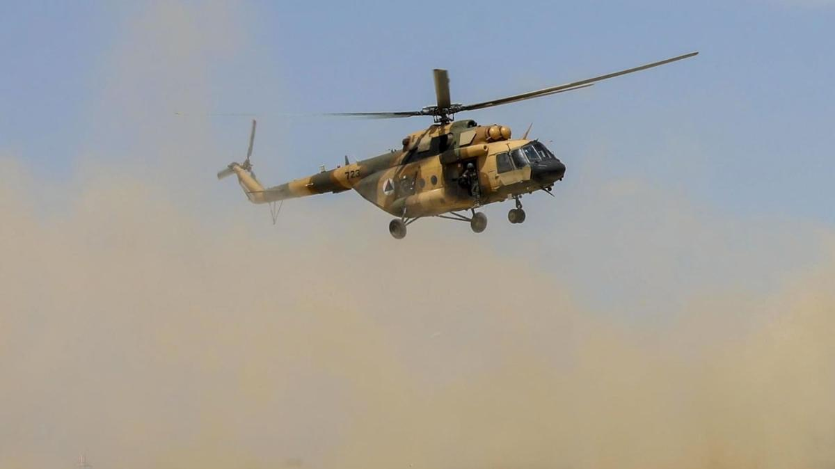 Özbekistan açıkladı. Son 2 günde 22 Afganistan askeri uçağı ve 24 helikopter hava sahamızı ihlal etti