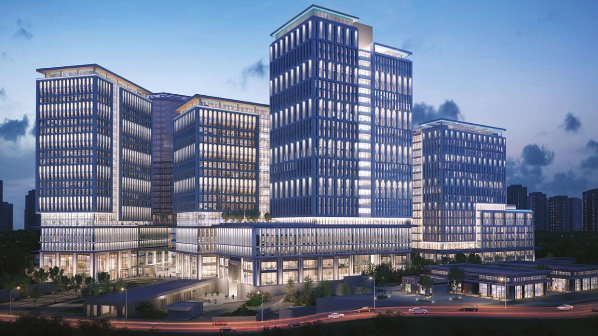 Bu kampüs 24 saat çalışacak! İstanbul Finans Merkezi'nin kalbinde sona yaklaşıldı