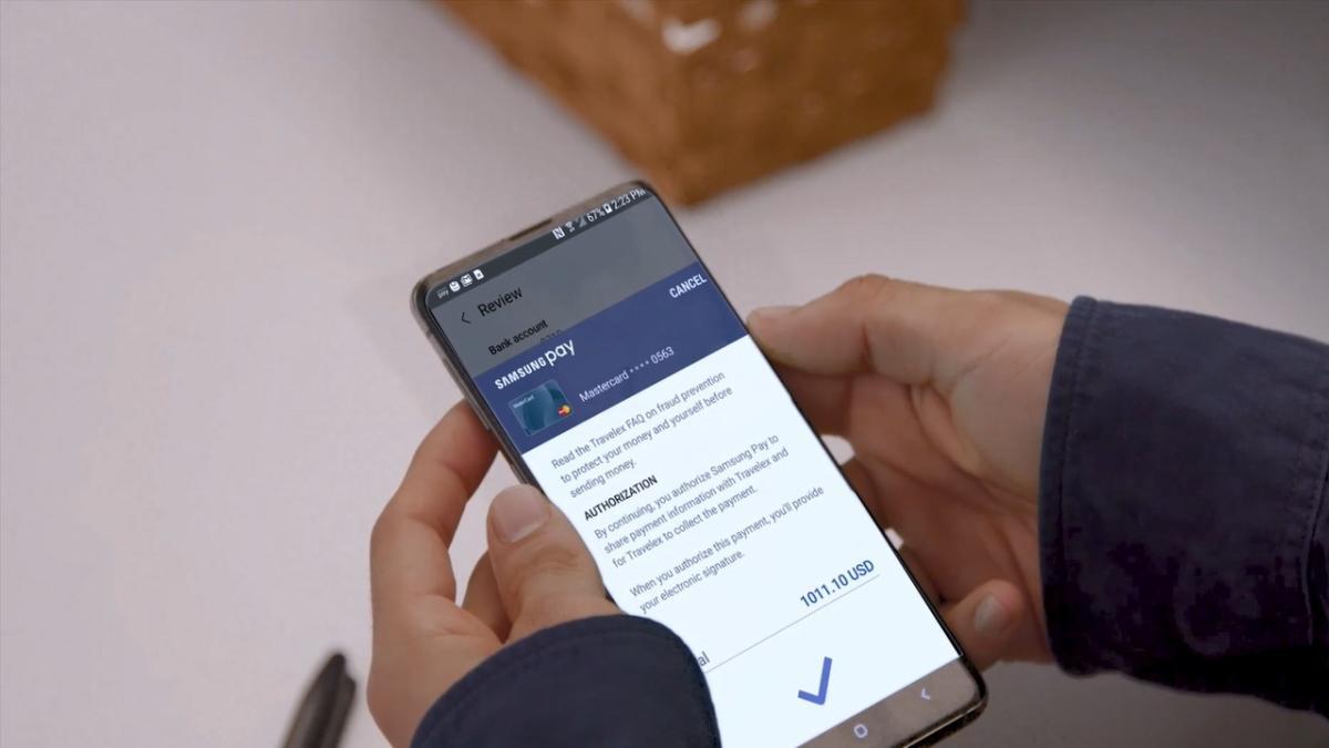 Samsung Pay kullanıcıları, COVID-19 aşı geçmişini uygulamaya entegre edebilecek