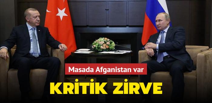Son dakika haberi: Başkan Erdoğan Putin ile görüştü