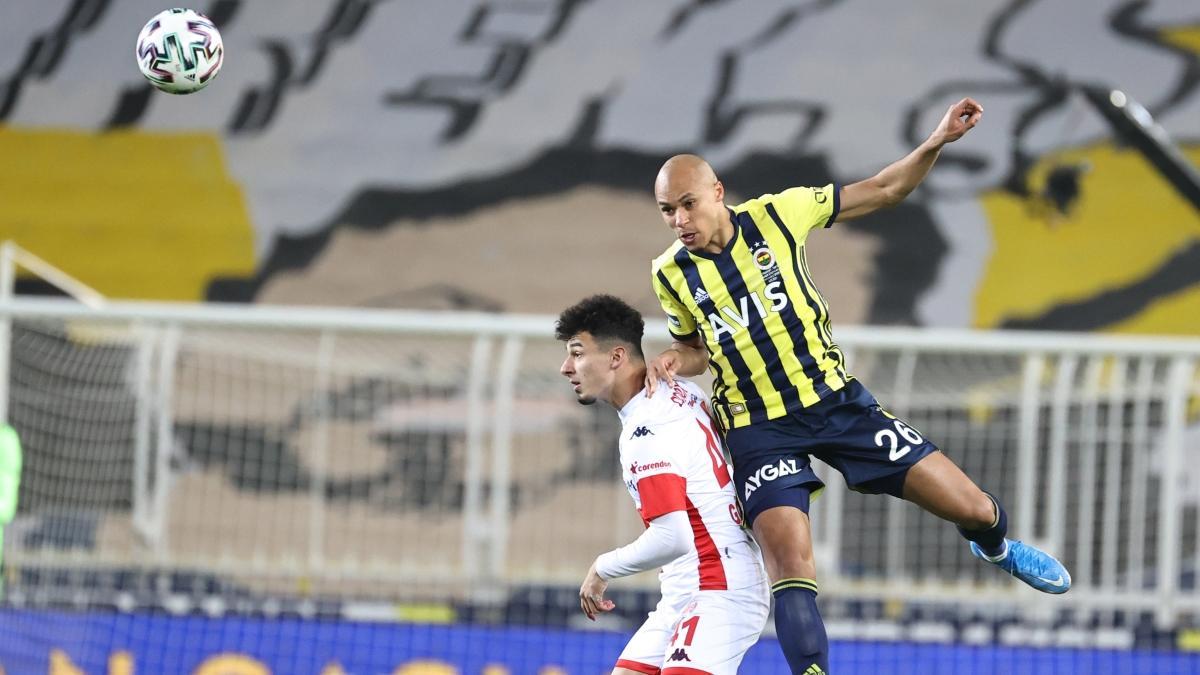 Fenerbahçe ile Antalyaspor'un 51. randevusu