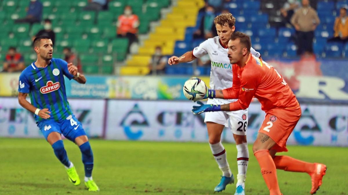 Çaykur Rizespor - Fatih Karagümrük maçının ardından