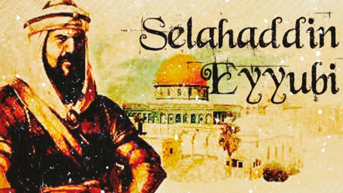Selahaddin Eyyubi geliyor