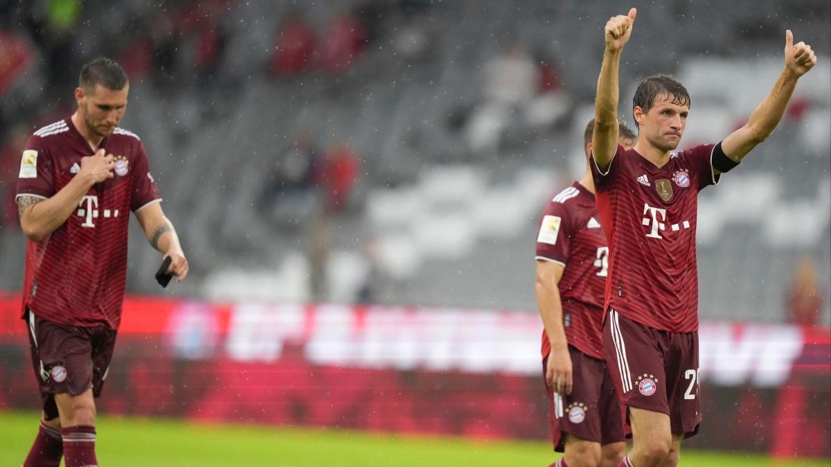 5 gollü maçta kazanan Bayern Münih