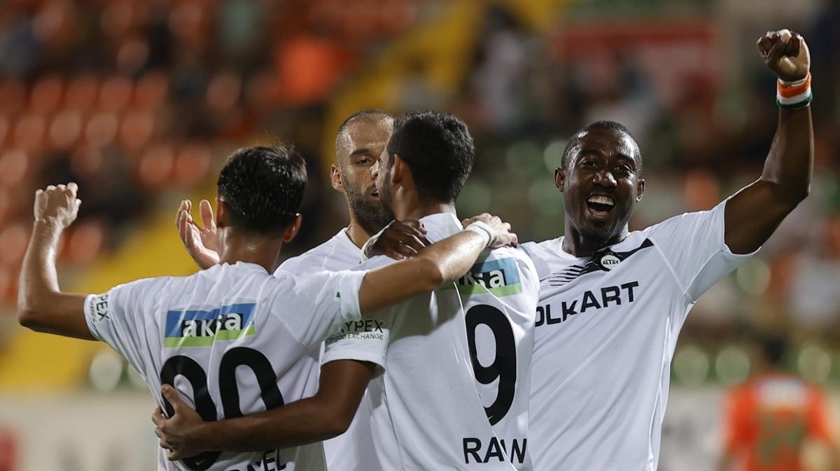 Altay'dan Süper Lig'e rüya gibi başlangıç