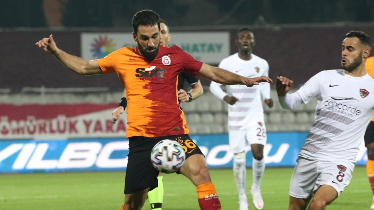 Galatasaray 4 eksik ve olası 40 bin seyirciyle Hatayspor karşısında