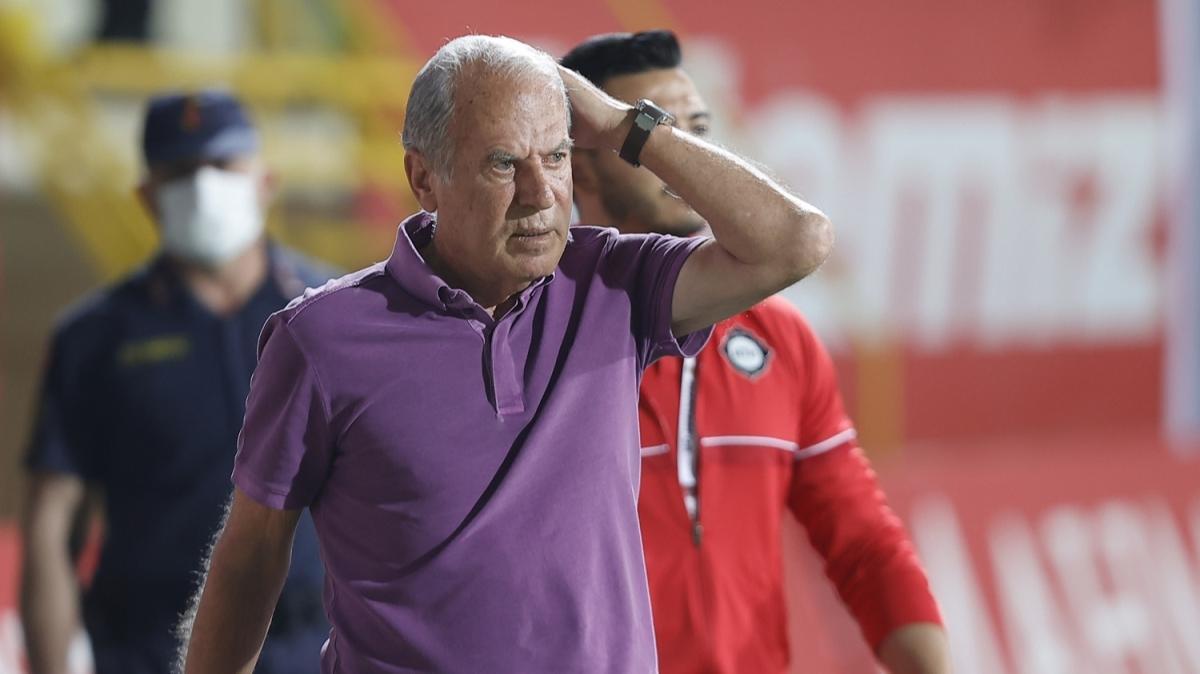 Mustafa Denizli: Futbolseverler iyi bir Altay izleyecekler