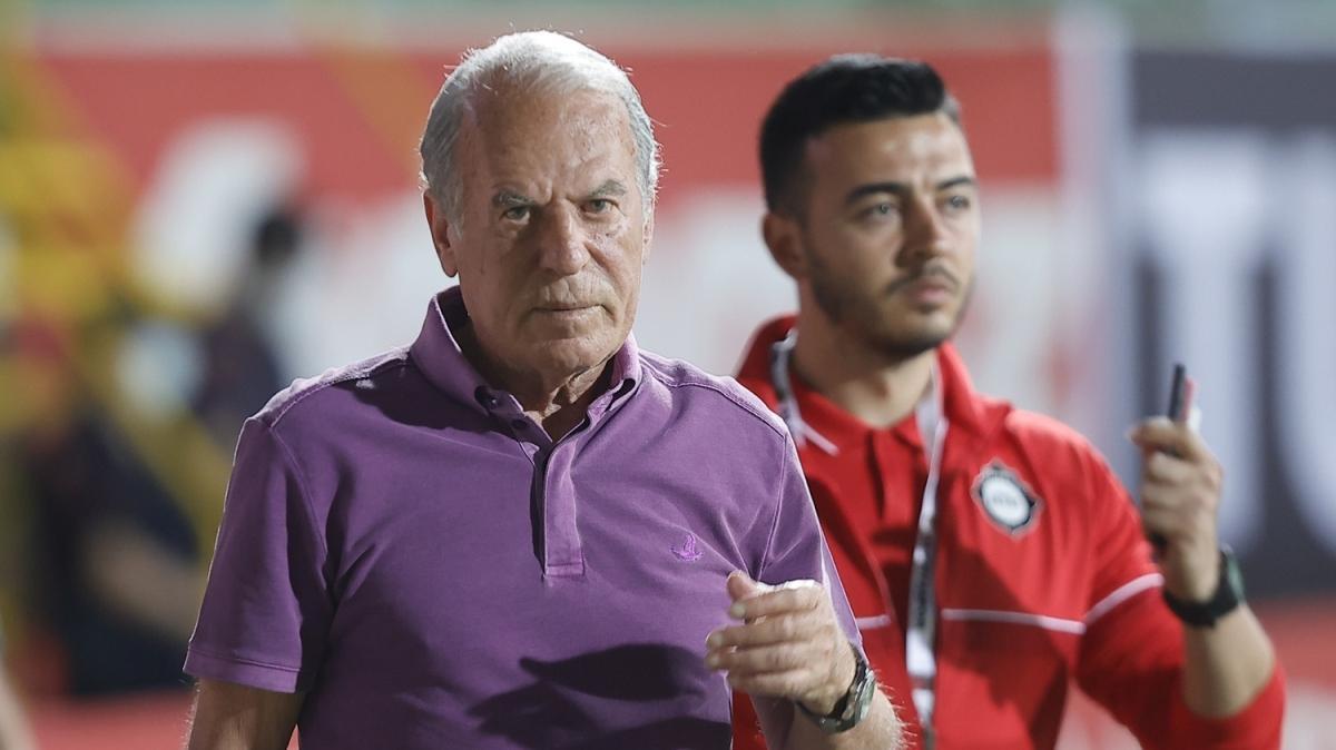 Mustafa Denizli'den Süper Lig'de 2. dalya
