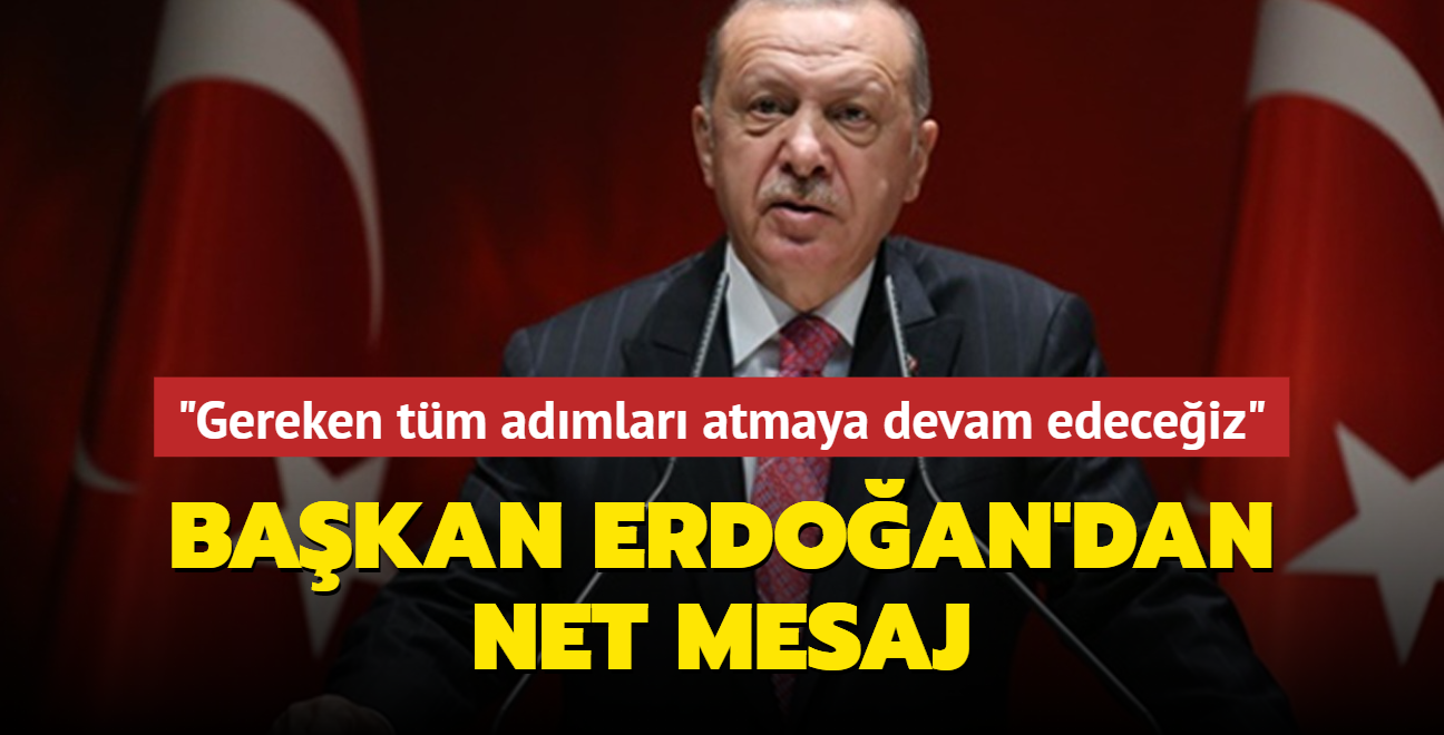 Başkan Erdoğan'dan Afganistan açıklaması: Uluslararası alanda yoğun bir diplomasi yürütüyoruz