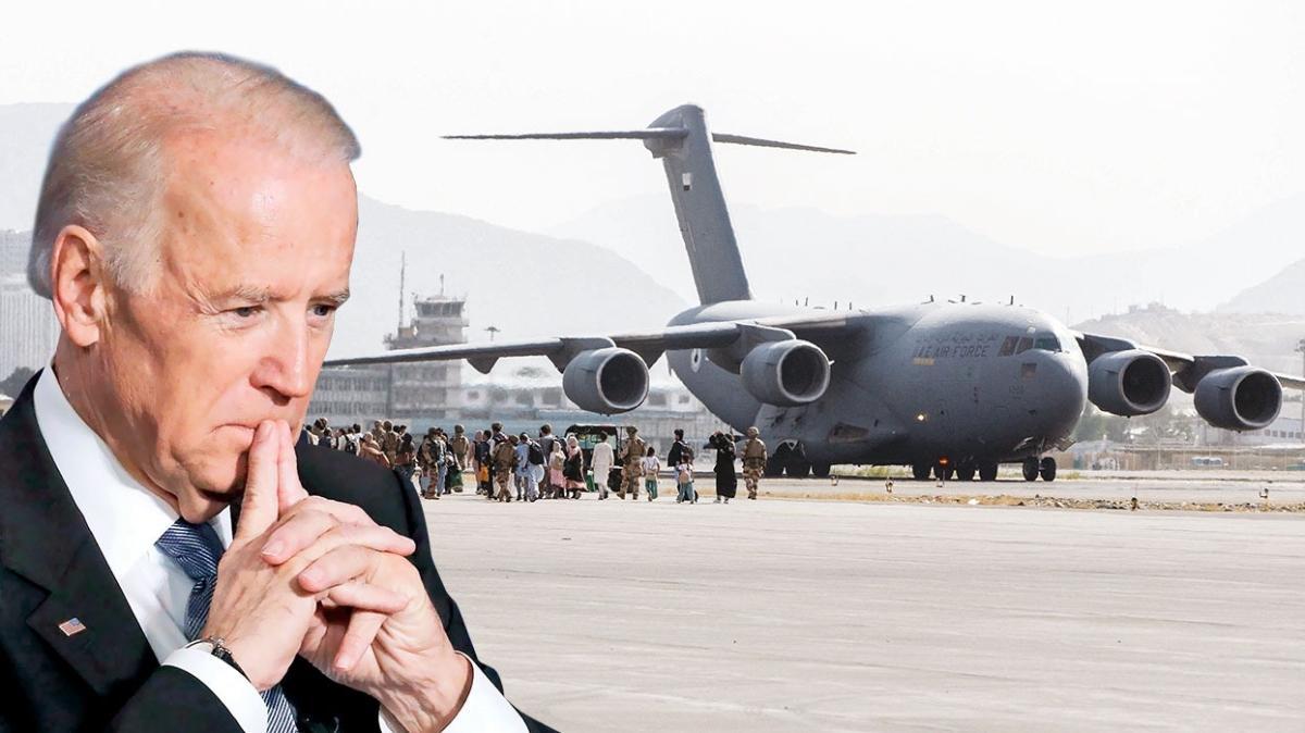 ABD 'yandaş' Afganları terk etti