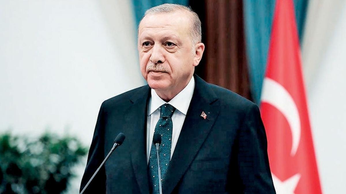 Başkan Recep Tayyip Erdoğan: Milli Eğitim'e 5.872 personel alınacak