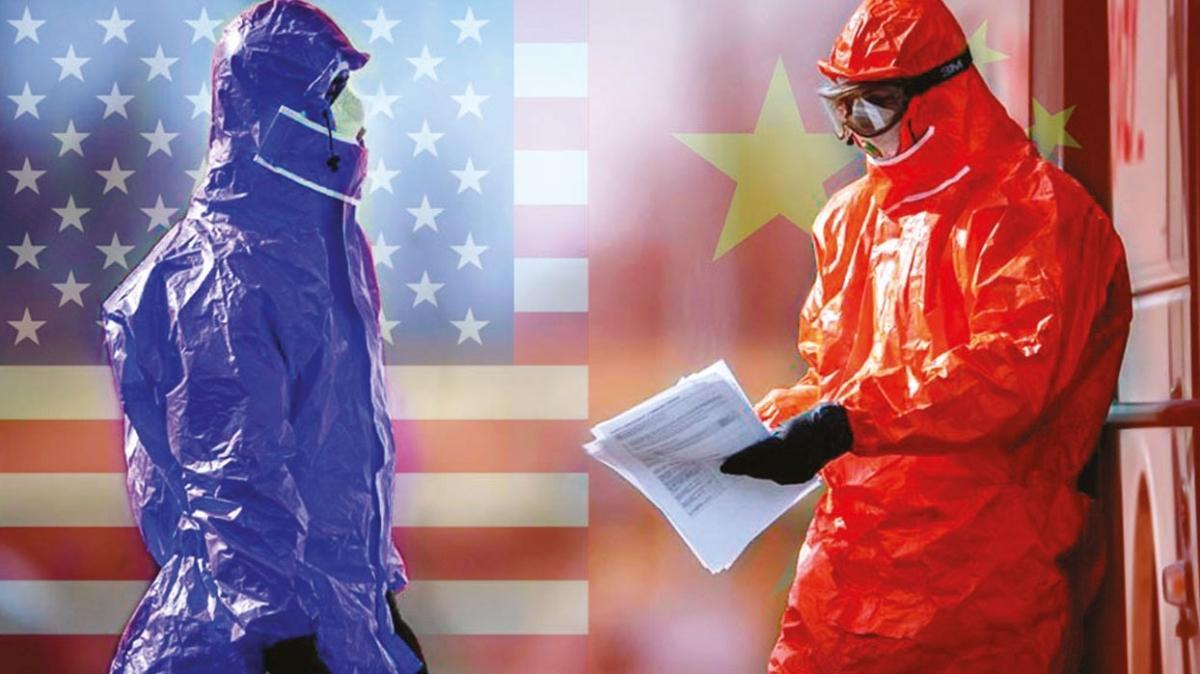 """Çin'den karşı atak! """"Kovid ABD'deki bir askeri üsten yayıldı"""""""