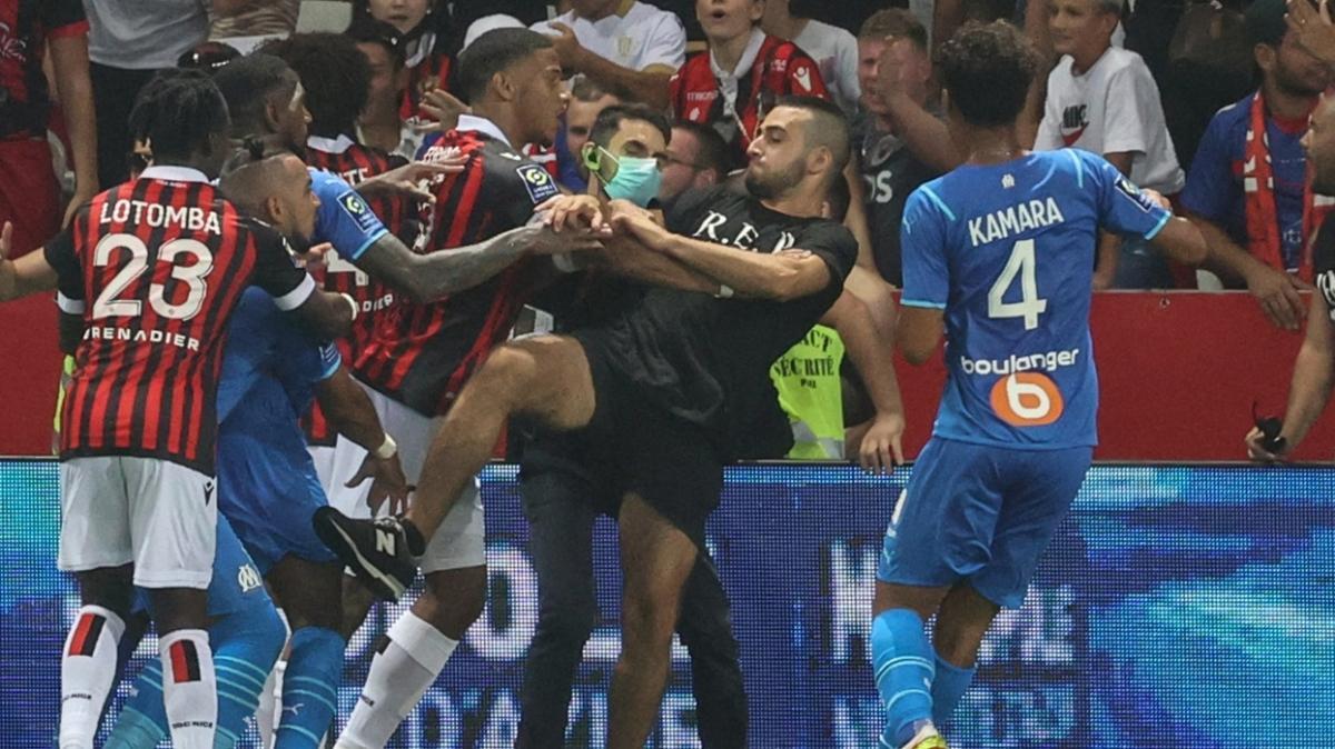 Disiplin komisyonu, Nice-Marsilya maçı için harekete geçti