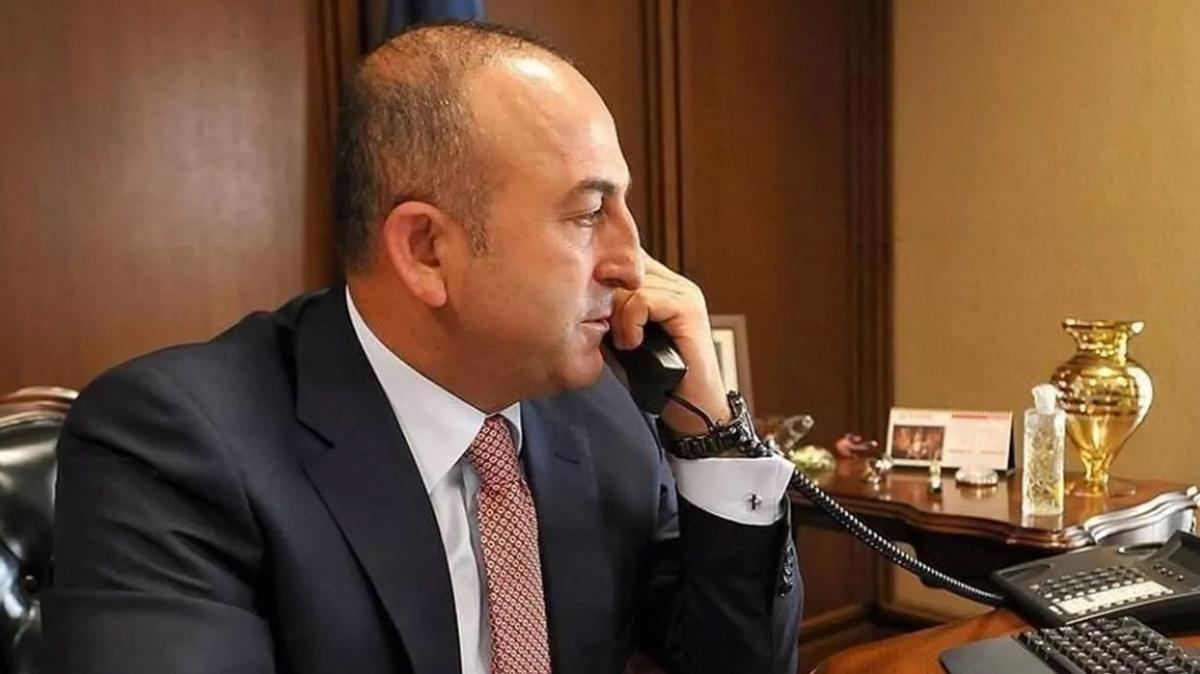 Dışişleri Bakanı Çavuşoğlu İspanya'ya teşekkür etti