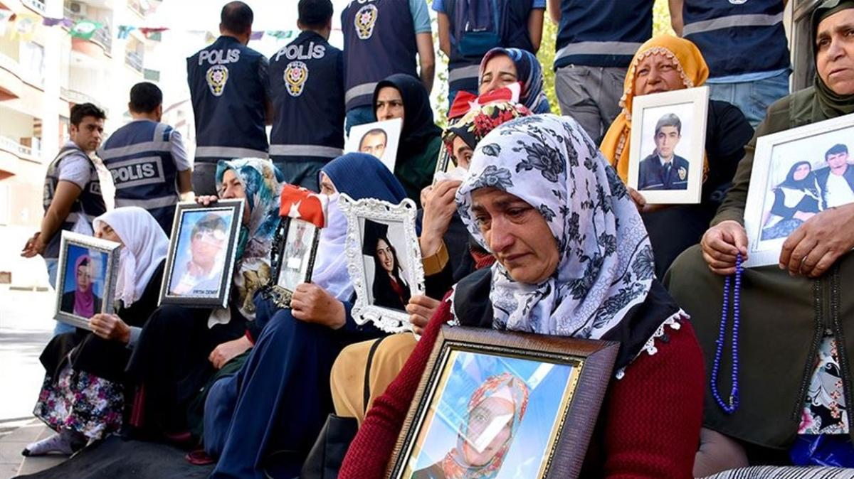 Diyarbakır anneleri nöbeti 24 saat tutacak