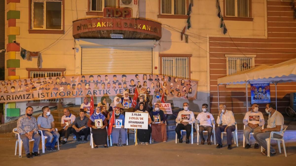 Diyarbakır Anneleri'nden yeni karar: 24 saat sürecek