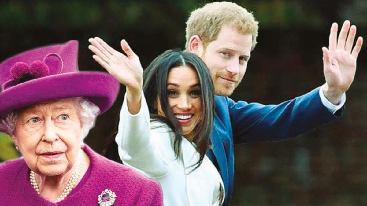 Prens Harry'e hoşgörü bitti, Kraliçe'den yasal adım