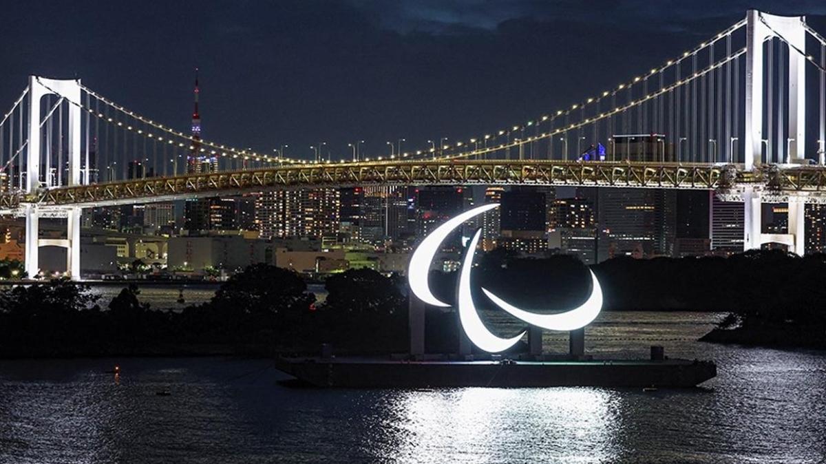 Tokyo Paralimpik Oyunları başlıyor