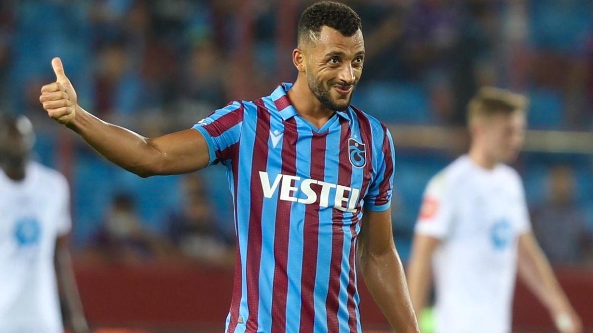 Trabzonspor'da Vitor Hugo'nun ayrılmak istediği iddia edildi