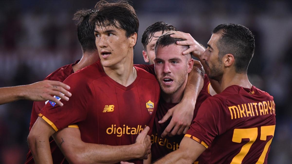 Trabzonspor'un rakibi Roma 3 puanla başladı