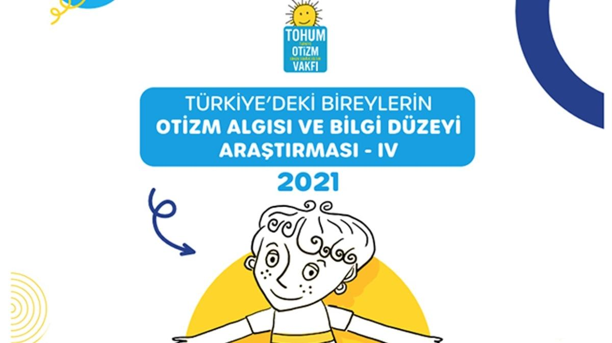 Türkiye otizm farkındalık karnesi yenilendi!