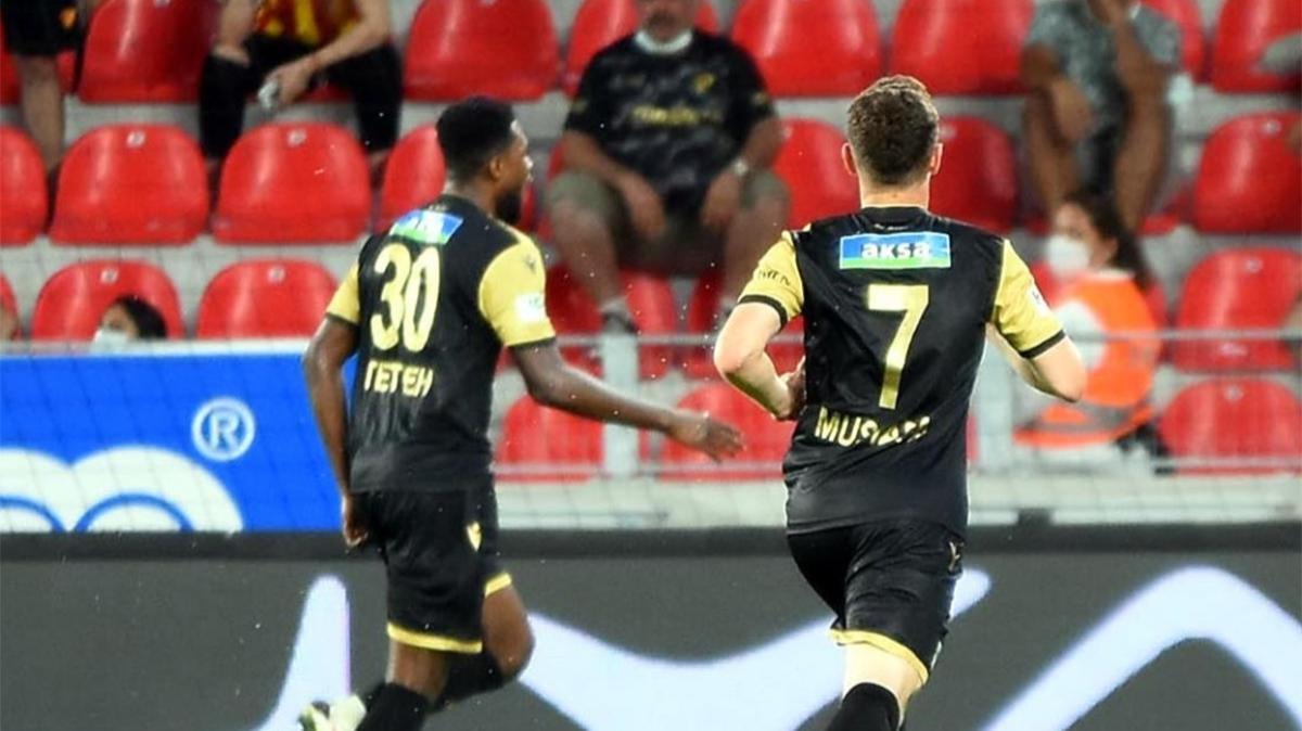Yeni Malatyaspor, İzmir'de güldü: 0-1