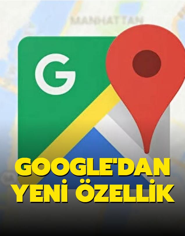 Google'dan yeni özellik... Haritalar'da artık otoyol ve köprü ücretleri yer alıyor