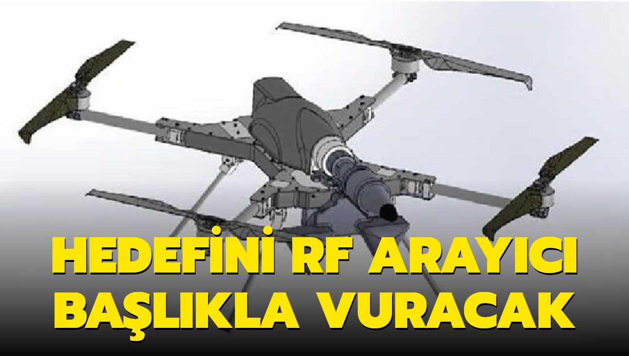 Kamikaze dron Kargu'ya 'Radyo Frekansı (RF) Arayıcı Başlık' eklendi