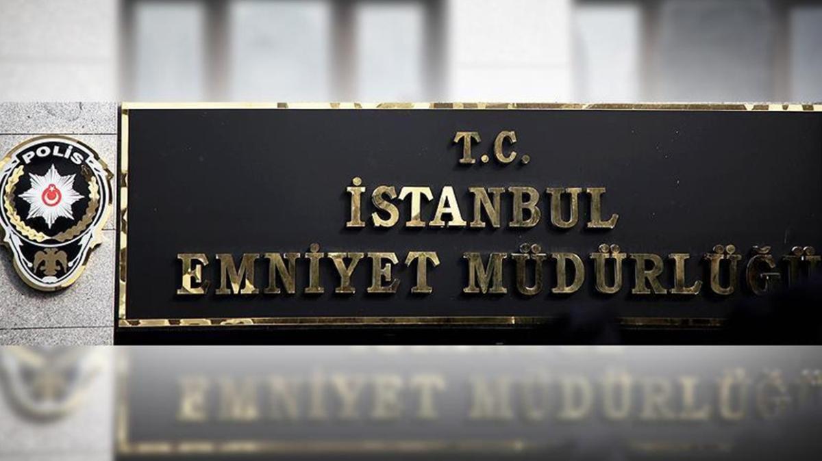 11 müdür ve emniyet amiri İstanbul'a atandı
